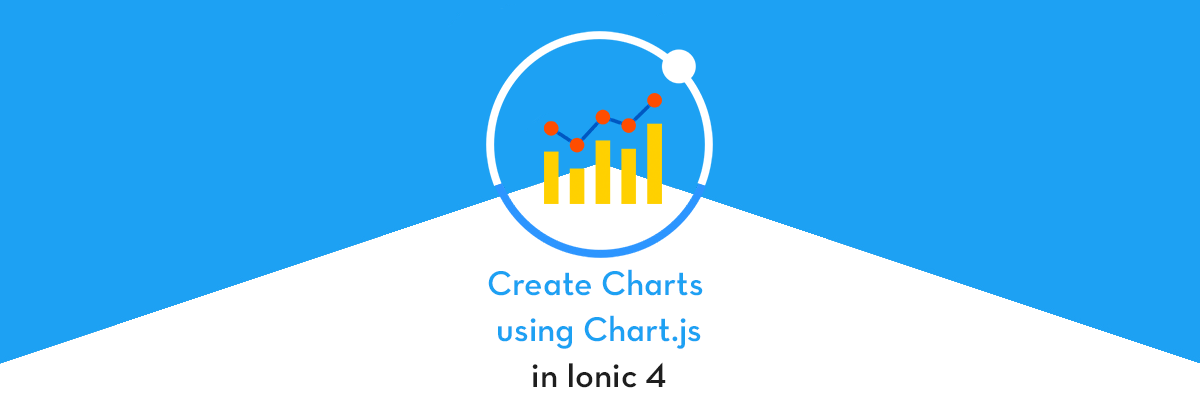 Adding Charts in Ionic 4 Apps and PWA : Part 1 - Using Chart js