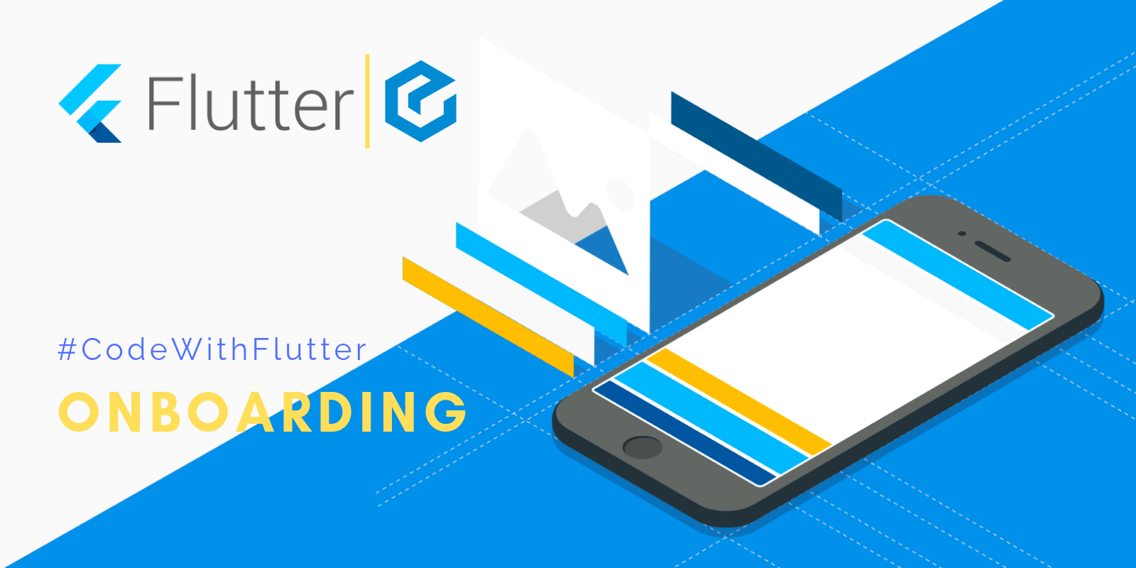 How to install Flutter and create a simple Flutter app